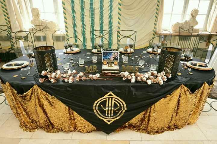 Photos de votre décoration de mariage - 1