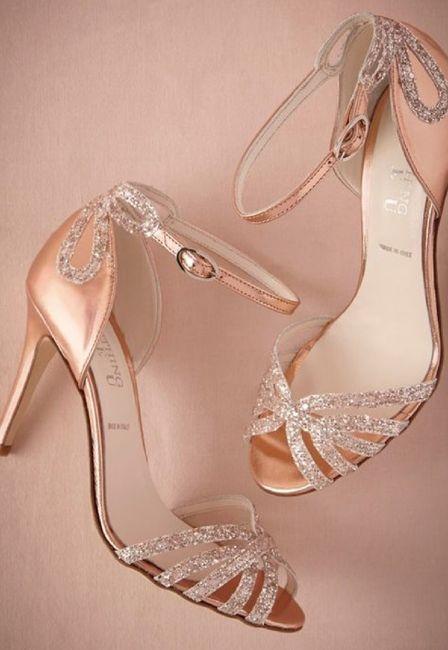 Inspi: chaussures de mariées 12