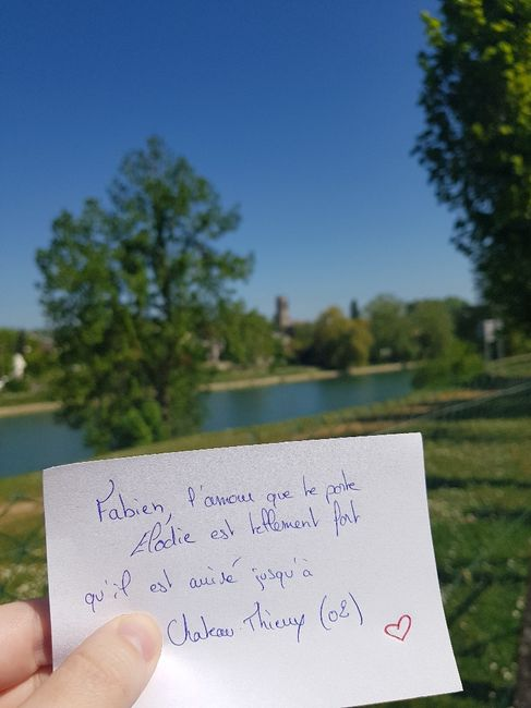 Love note d'amour 6