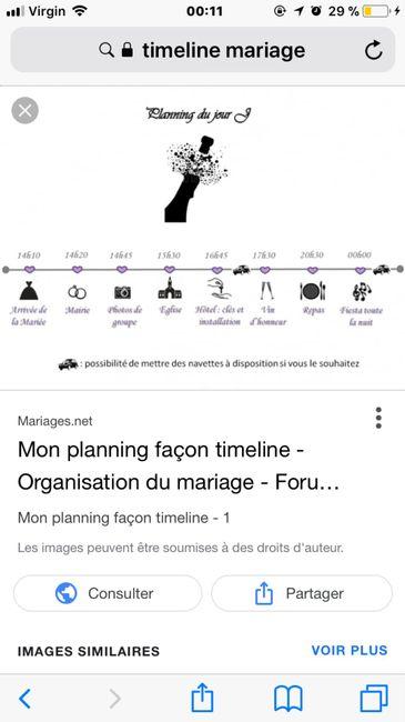 Besoin Daide Timeline Organisation Du Mariage Forum Mariagesnet