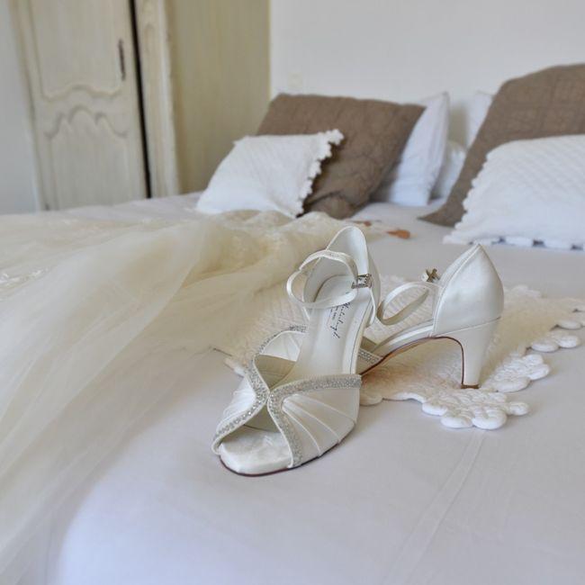 Chaussures Mariée 5