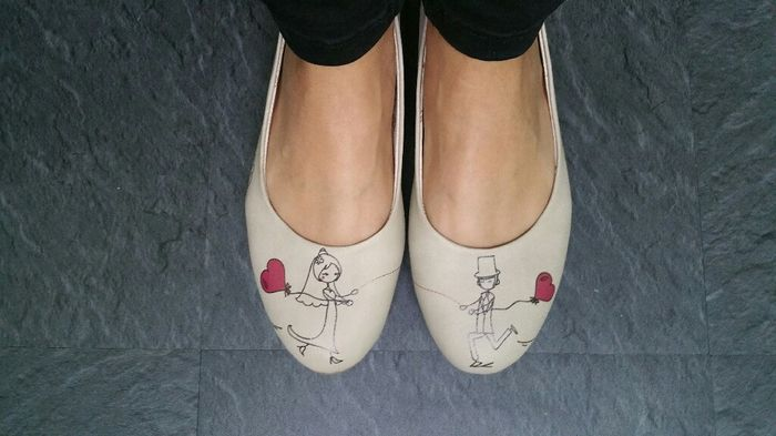 Chaussures goby Mode nuptiale Forum