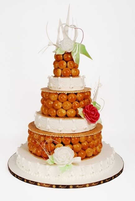 Wedding Cake Choux Mariage Original