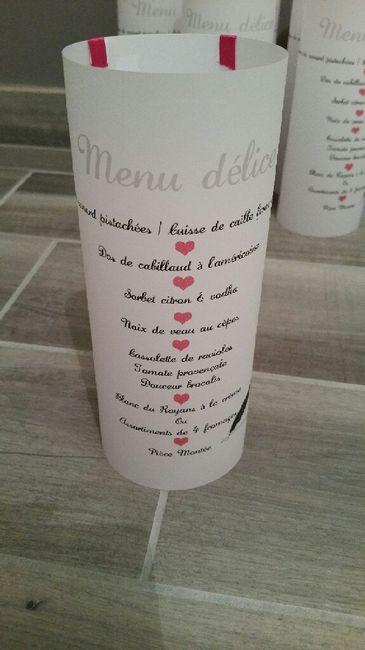 Mes menus - 2