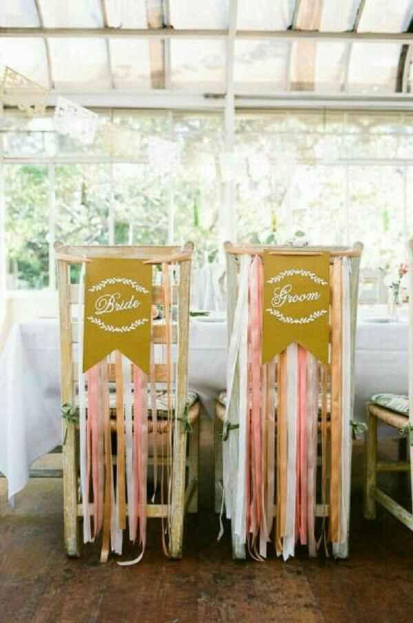 Idées décoration pour chaises - 12