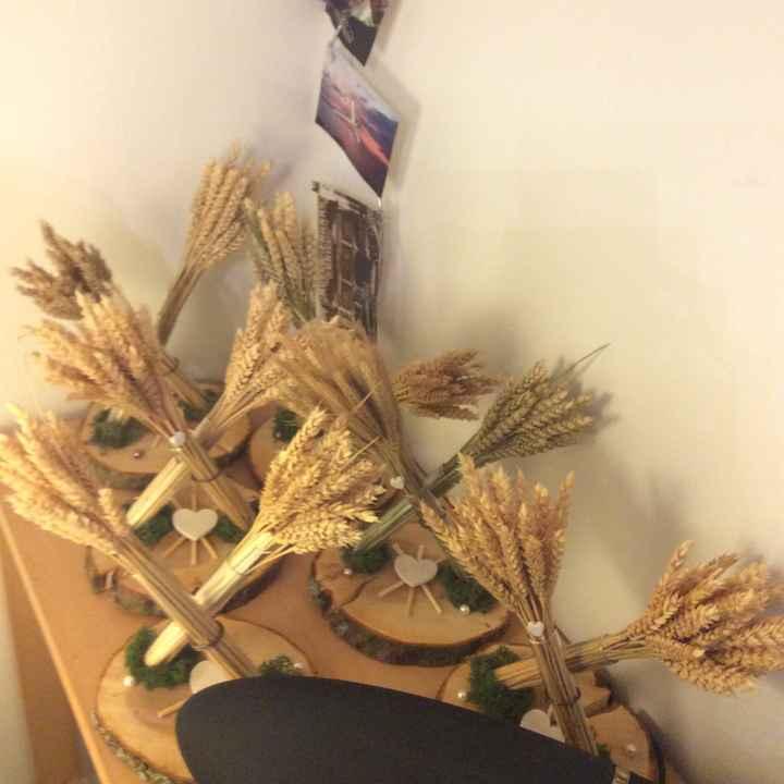 Décoration blé - 1
