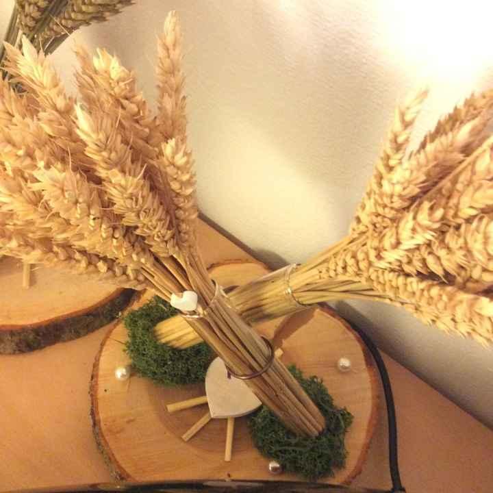 Décoration blé - 2