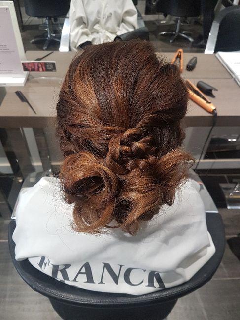 Désespoir coiffure... - 2