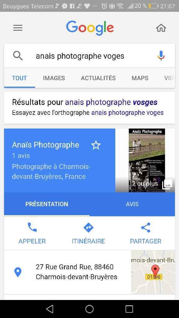Retour sur Anaïs photographe dans les Vosges! - 1