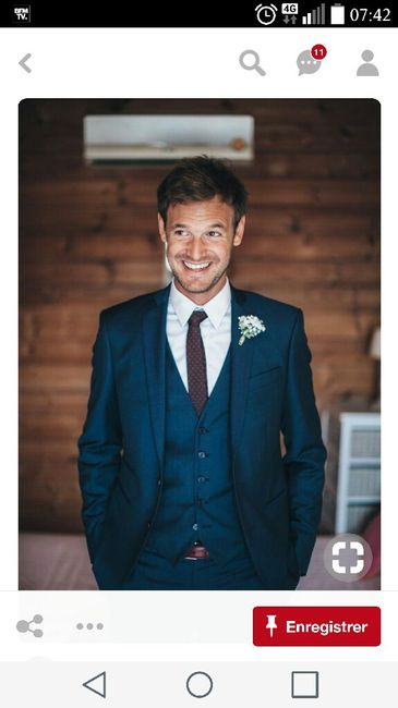 Le look idéal pour mon mari - Thomas - 1