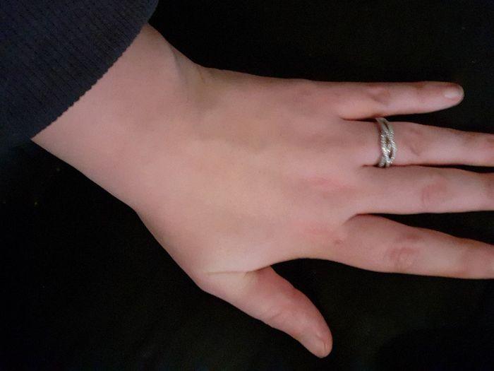 Partage ta bague de fiançailles !! 💍 😍 - 1