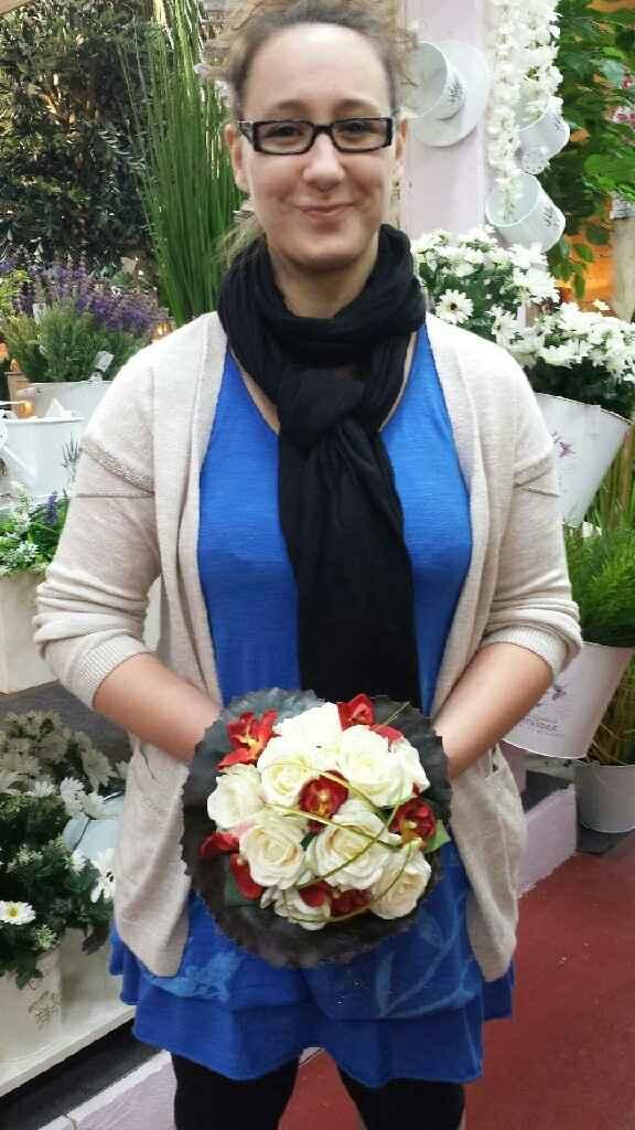 Mon bouquet... - 2