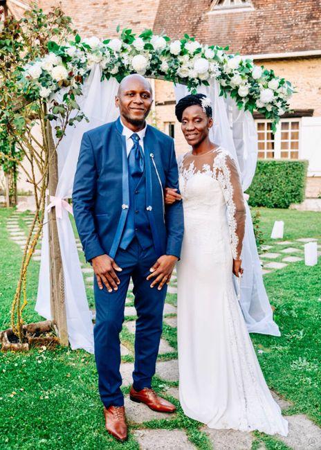 Enfin mariés ! 7