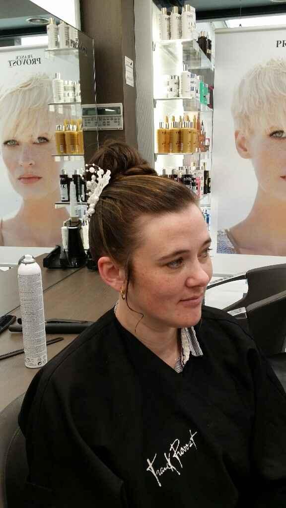 Test coiffure - 1