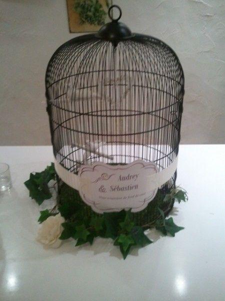 Cherche urne cage oiseau d coration forum - Cage oiseau decoration ...