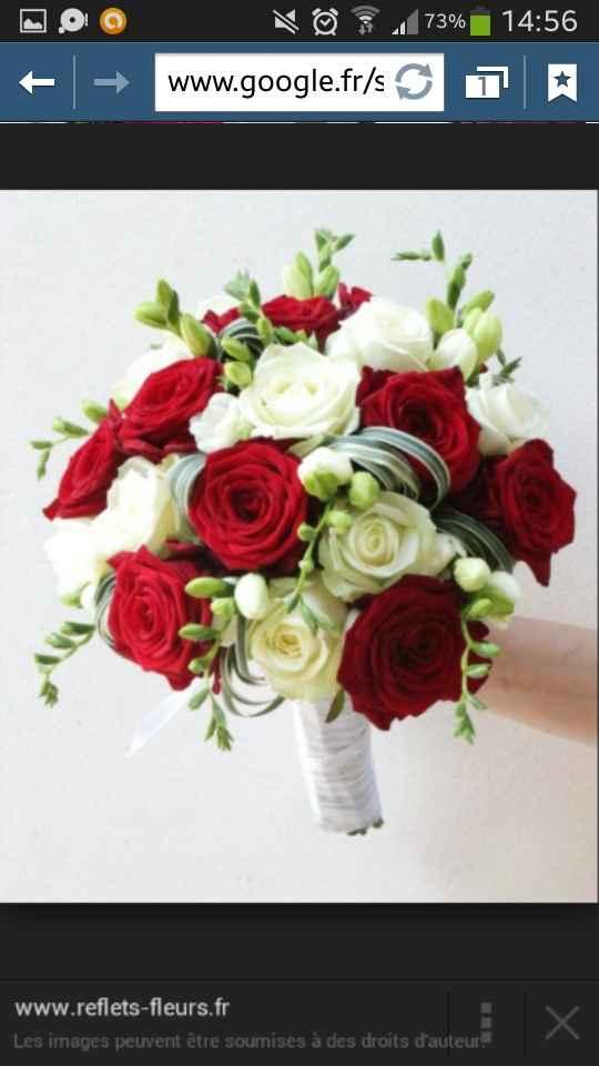 Quel est le prix de votre bouquet de mariee - 1