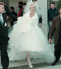 1er mariage d'Adriana Karembeu le 22 décembre 1998
