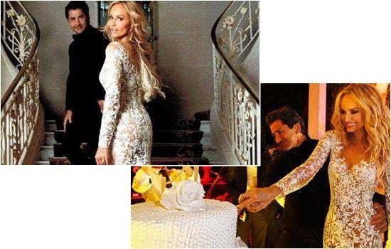 2ème mariage d\u0027Adriana le 20 juin 2014