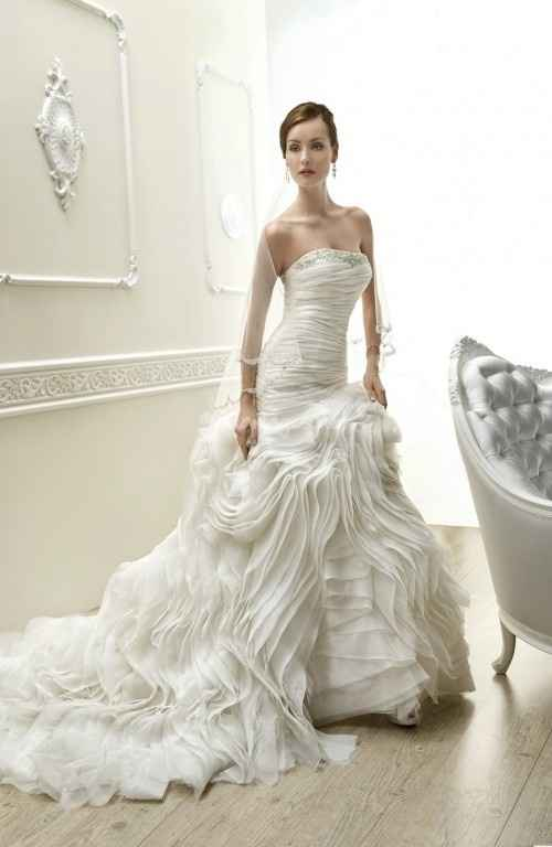 Robe de mariée du 26 mai 2014
