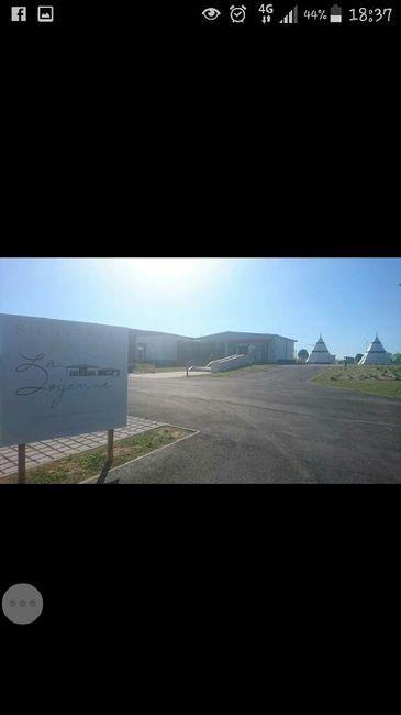 Salle des fêtes alentour de Reims - 1