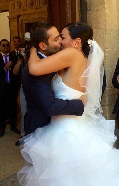 Mariée et trop heureuse! - 3