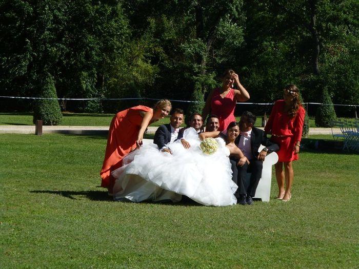 Mariée et trop heureuse! - 5
