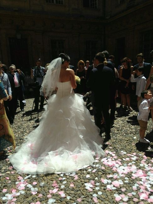 Mariée et trop heureuse! - 7