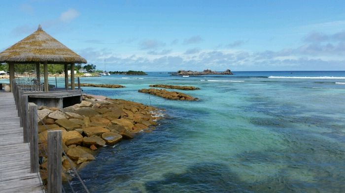 Temps aux seychelles en juillet 2015 vdn - 1