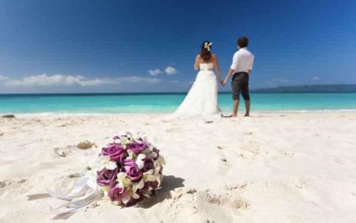Mariage à letranger - 1