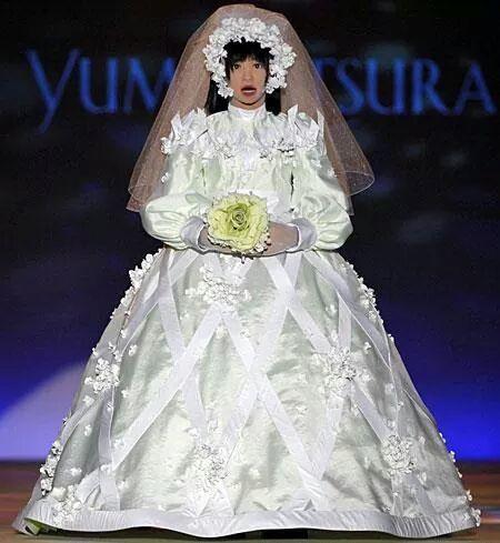 robe de mari e les plus moches