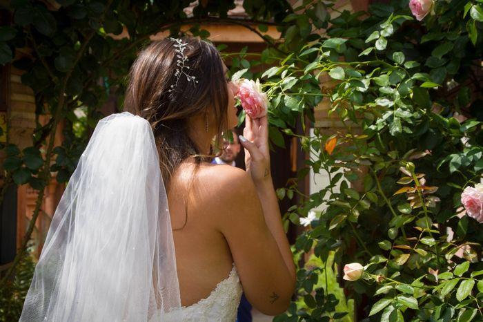 Shooting après mariage 4