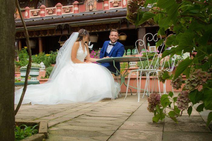 Shooting après mariage 14
