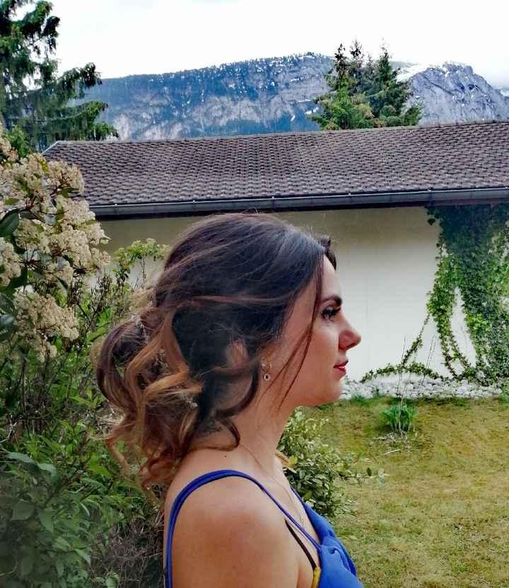 Essai maquillage et coiffure - 5