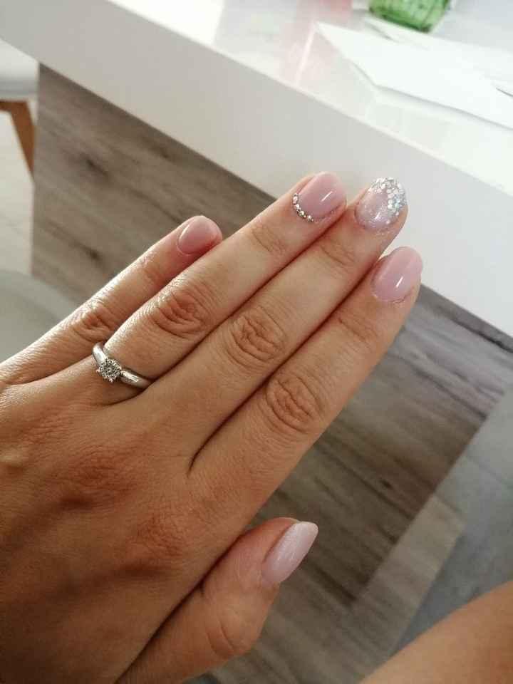 Mes ongles de mariée - 2