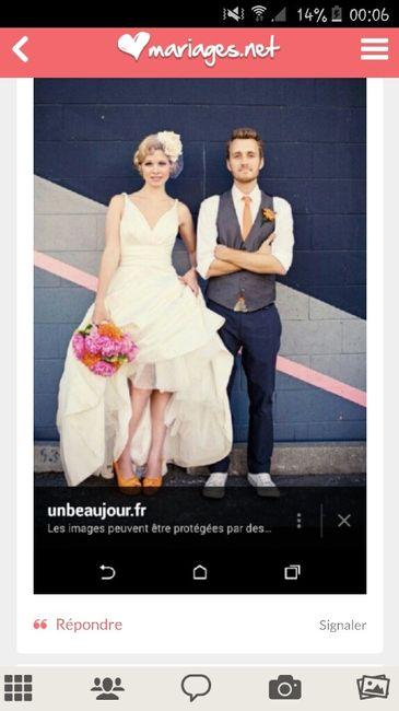 Le marié sans veste ?? - 1