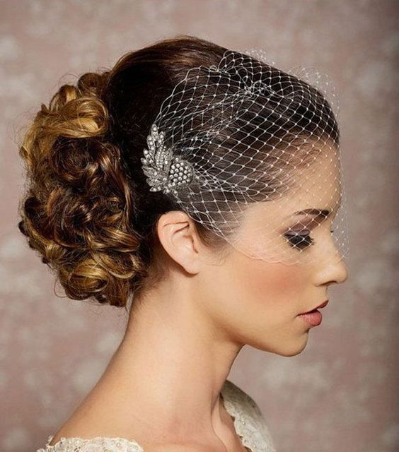 Coiffure Pin Up Cheveux Mi Long Free Coiffure Mariage Cheveux