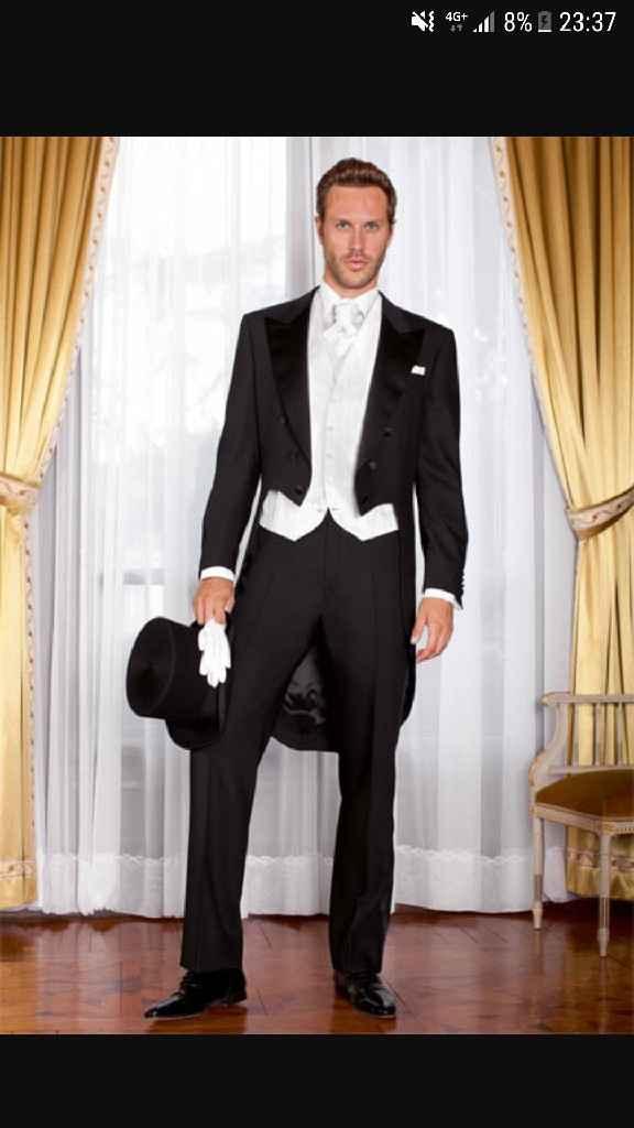 Et vous, dans quel type de costume rêvez-vous de voir votre futur mari ? :) - 3