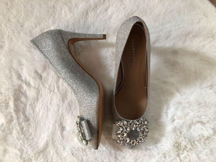 Mes chaussures pour le jourj - 1