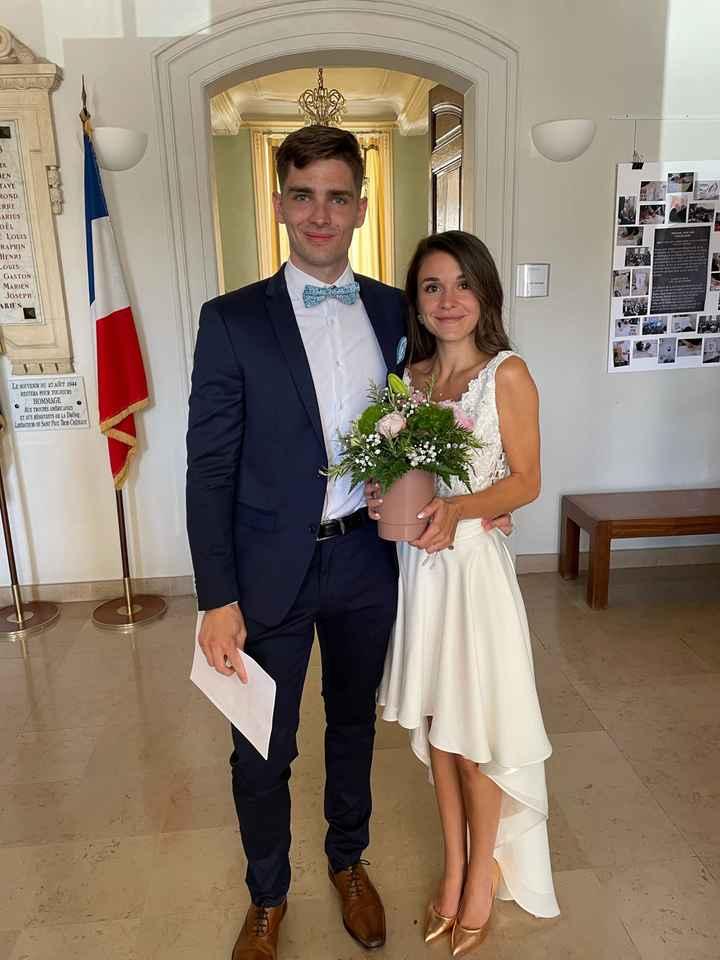 Mariage du 16 et 17 juillet 2021. - 1