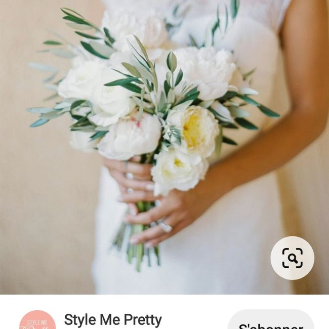 Bouquet  blanc ou bouquet coloré ? 23