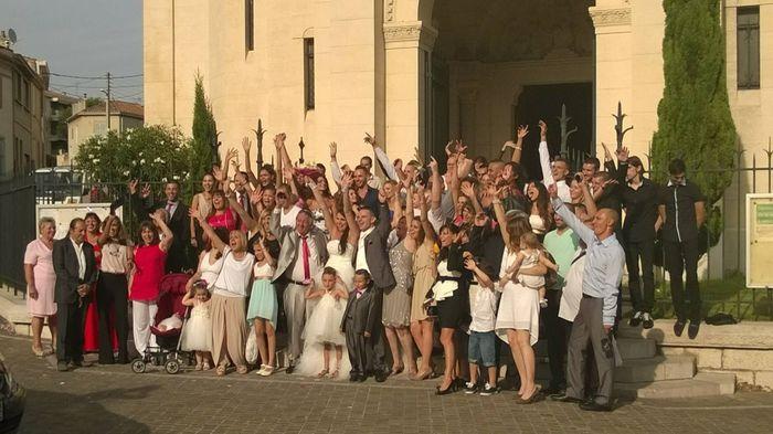 Notre mariage 9/08/2014 - 7