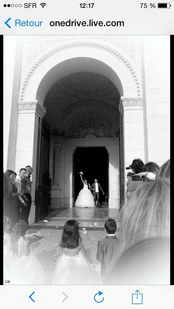 Notre mariage 9/08/2014 - 2
