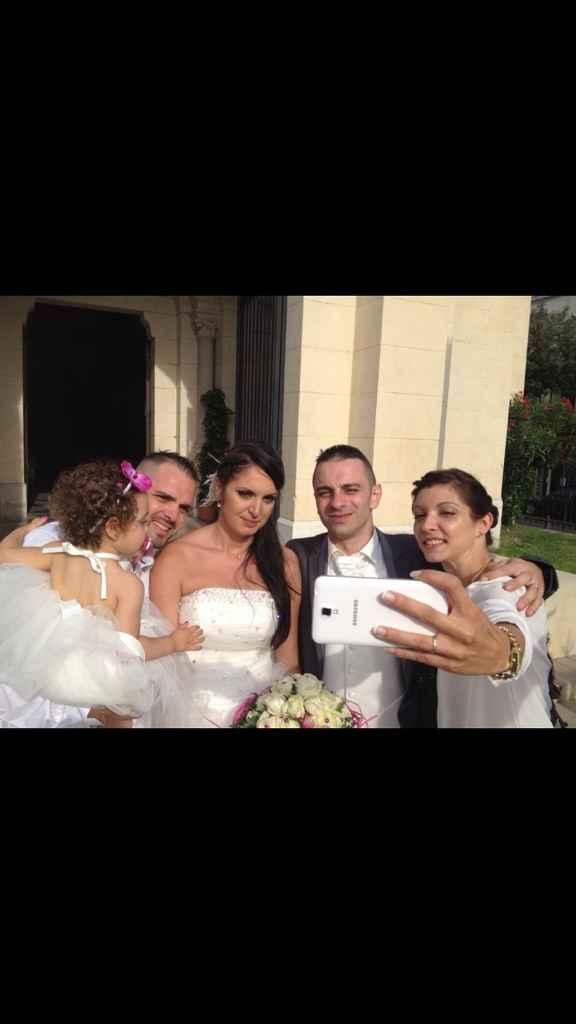 Notre mariage 9/08/2014 - 5
