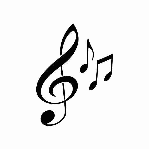 notes de musiques