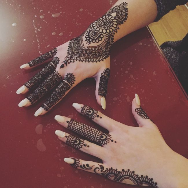 Idée déco mariage oriental - 1