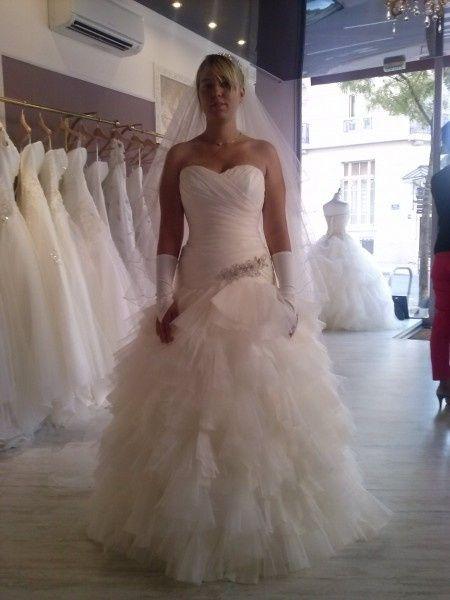Robes de mariée mori lee - 2