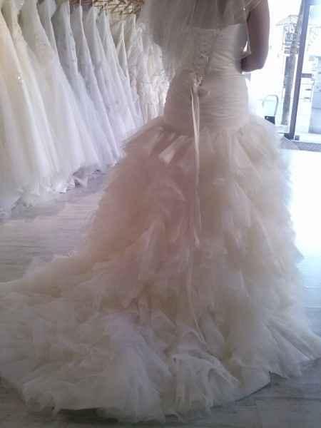 Robes de mariée mori lee - 1