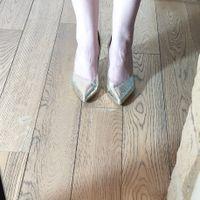 Chaussure blanche ou couleur ? - 2
