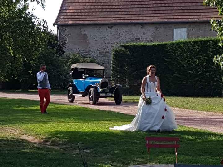 Mon expérience mlle mariage Lyon - 1