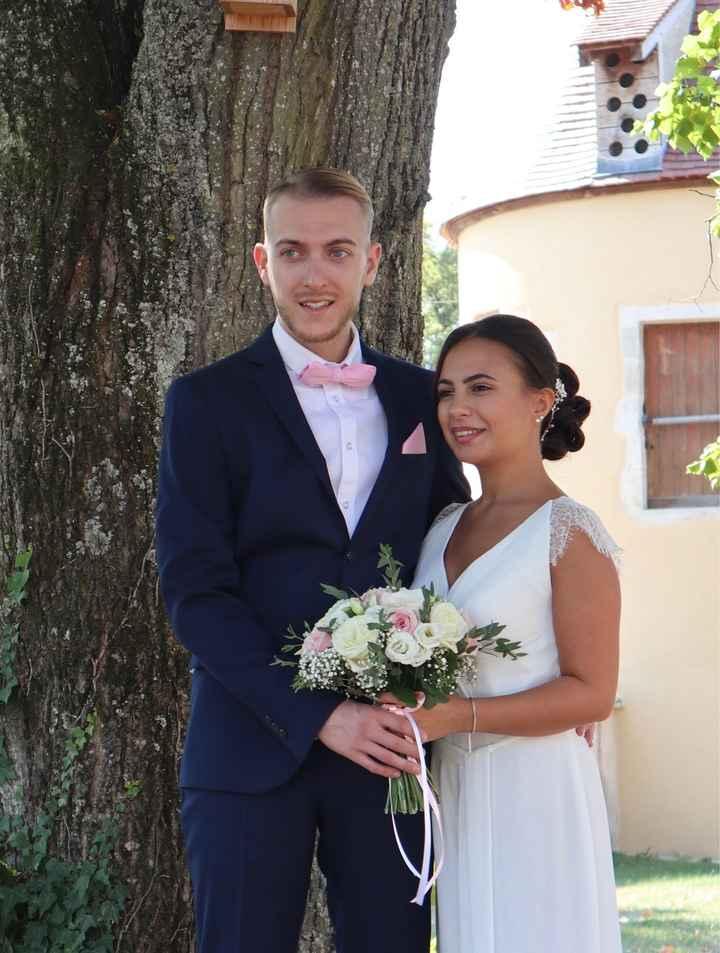 12.09.2020 notre mariage civil - 2